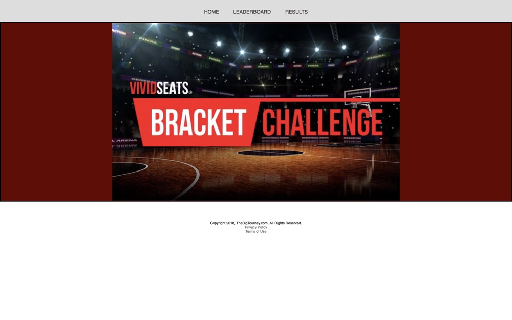 comm3 ncaa tournament bracket manager